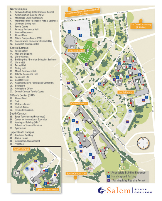About Salem State College  Salem State University